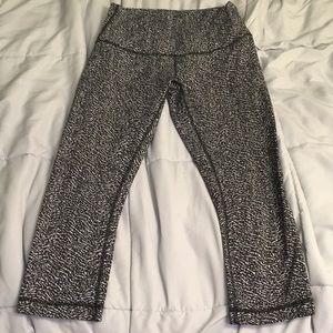 Lululemon Capri leggings